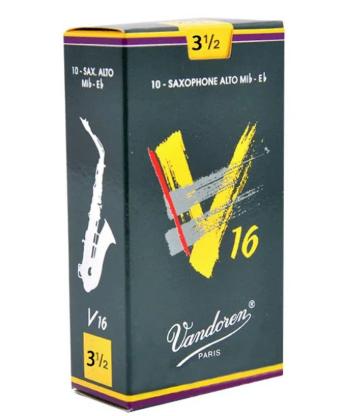 Palheta para Saxofone Alto Vandoren V16