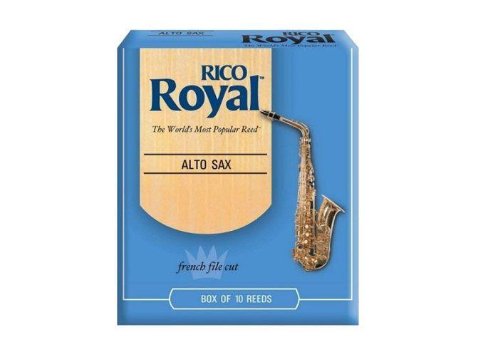 Palheta para Saxophone Alto Rico Royal