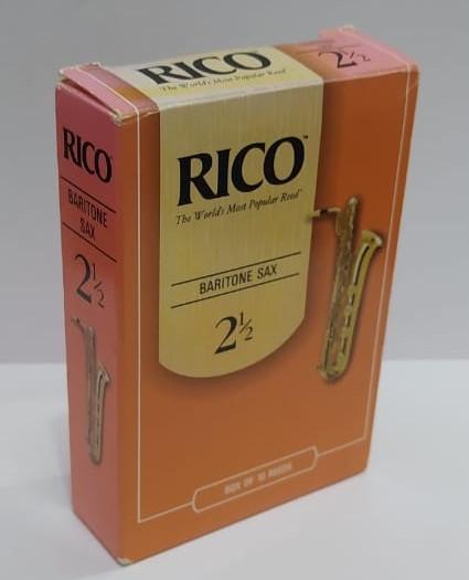 Palheta para Saxophone Baritone Rico Royal