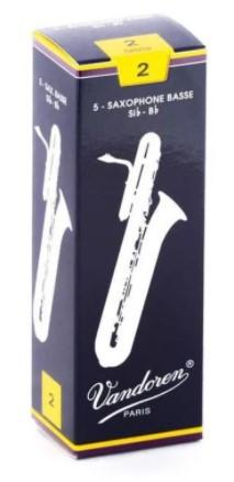 Palheta para Saxophone Basse Vandoren Tradicional