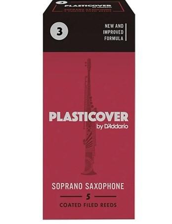 Palheta para Saxophone Soprano Plasticover