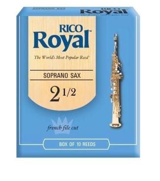 Palheta para Saxophone Soprano Rico Royal