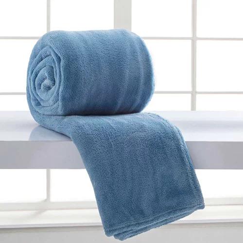 Cobertor de Inverno Flanel Solteiro