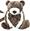 Estampa Urso