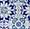 Estampa Floral Azul