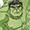 Estampa Hulk