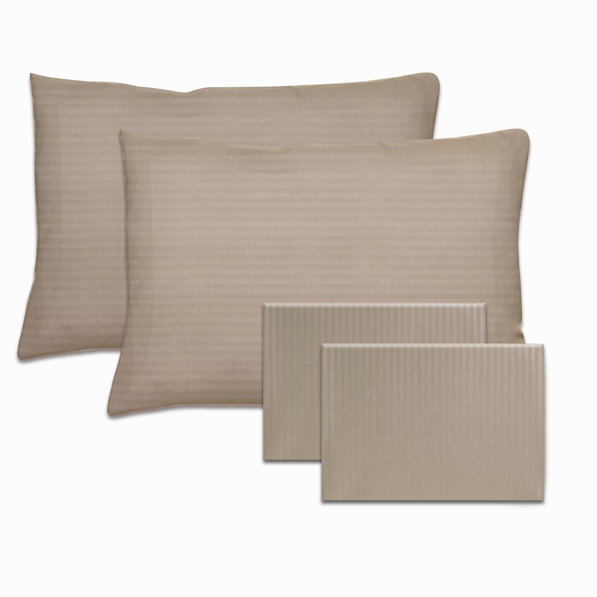 Jogo de Cama Percal de Microfibra Luma Comfort Casal 4 Peças