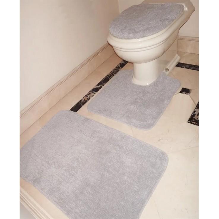 Tapete de Banheiro Houston 3 Peças