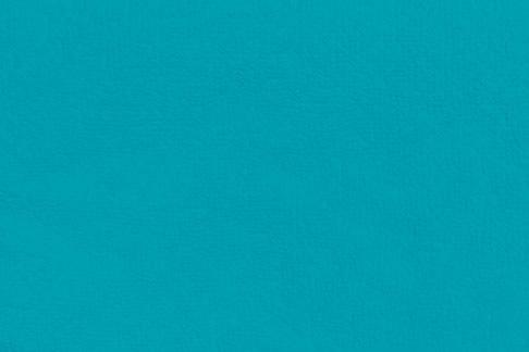 Tecido Felpudo Azul Turquesa 0420 - 1,40m de Largura