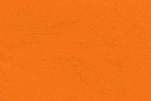 Tecido Felpudo Laranja 0210 - 1,40m de Largura