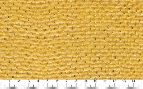 Tecido Jutex Fio Brilhante Ouro - 1,00m de Largura