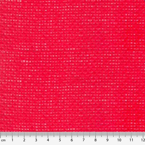 Tecido Jutex Vermelho Liso - 1,00m de Largura