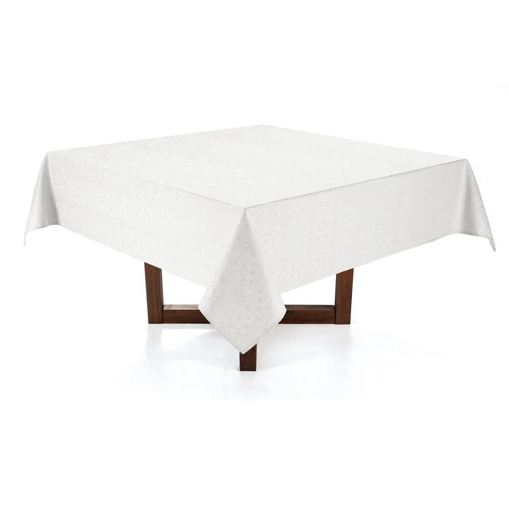 Toalha de Mesa Quadrada Faenza 1,80x1,80
