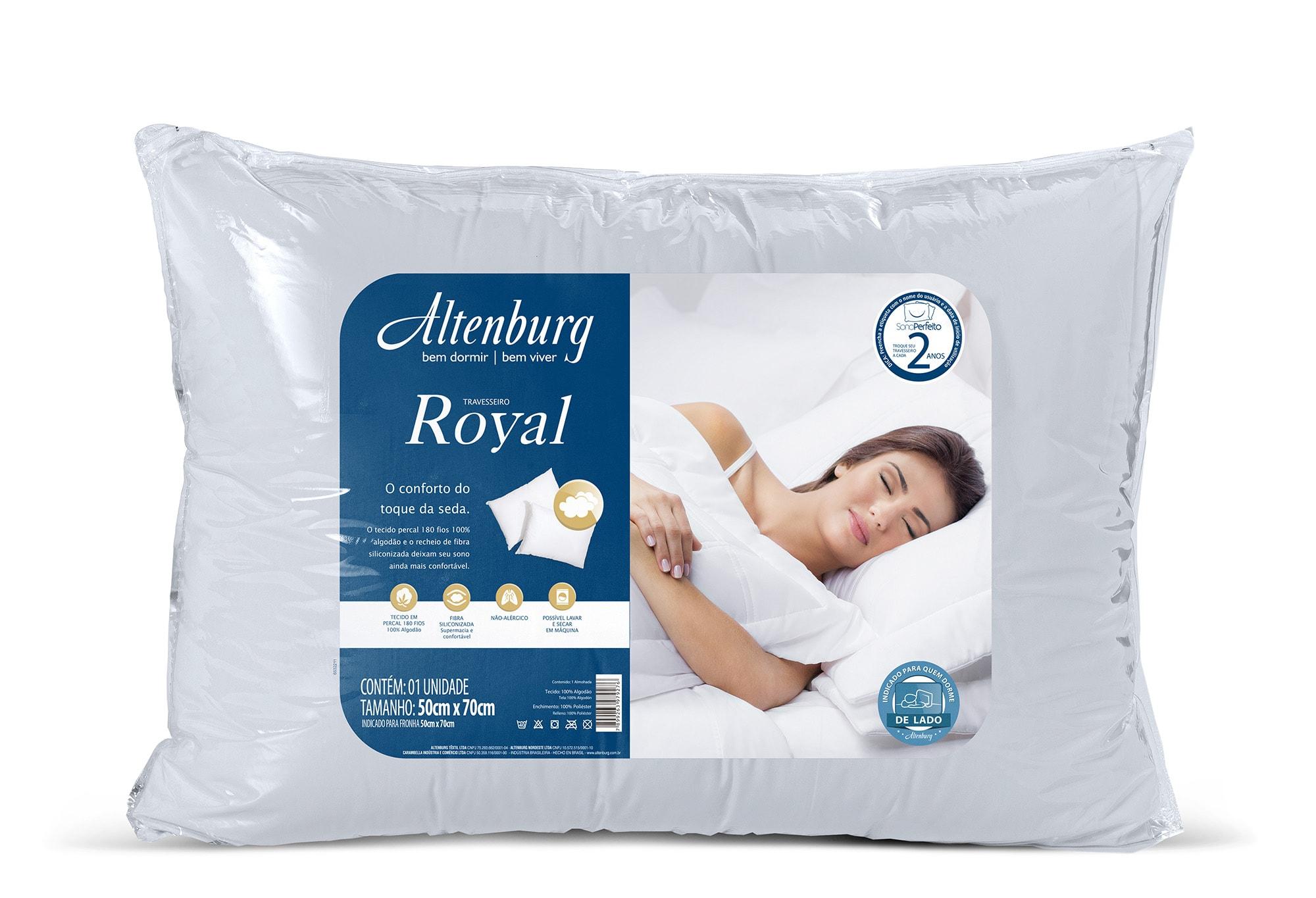 Travesseiro Royal