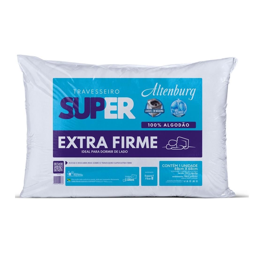 Travesseiro Super Extra Firme