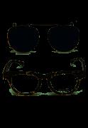 Armação Clipon Óculos Clipon Evoke Clip on Classic G21