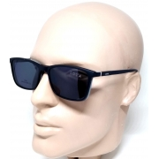 Armação Clipon Óculos de Grau Acetato Hastes Flexíveis Lova