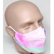 Máscara 3D Algodão Tie Dye