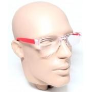 Óculos de Grau Armação Resina Descanso Ultraleve 3,5graus