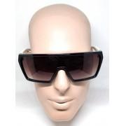 Óculos de Sol Evoke Bionic Alfa ab02 Branco Preto