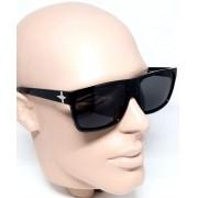Óculos de Sol Evoke Capo V Famiglia A01 Preto Brilhante