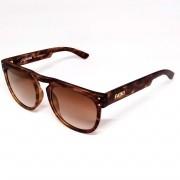 Óculos de Sol Evoke Ghost g21s Havana Demi Marrom Turtle