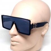Óculos De Sol Feminino Grande Luxo Lova Dickinson
