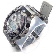 Relógio Digital Camuflado Masculino Xinjia a prova dagua