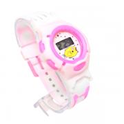 Relógio Infantil Digital Colorido
