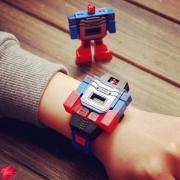Relógio Infantil Skmei Digital 1095 Azul