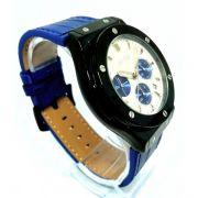 Relógio Masculino Skmei Analógico 9157 Azul Cronógrafo