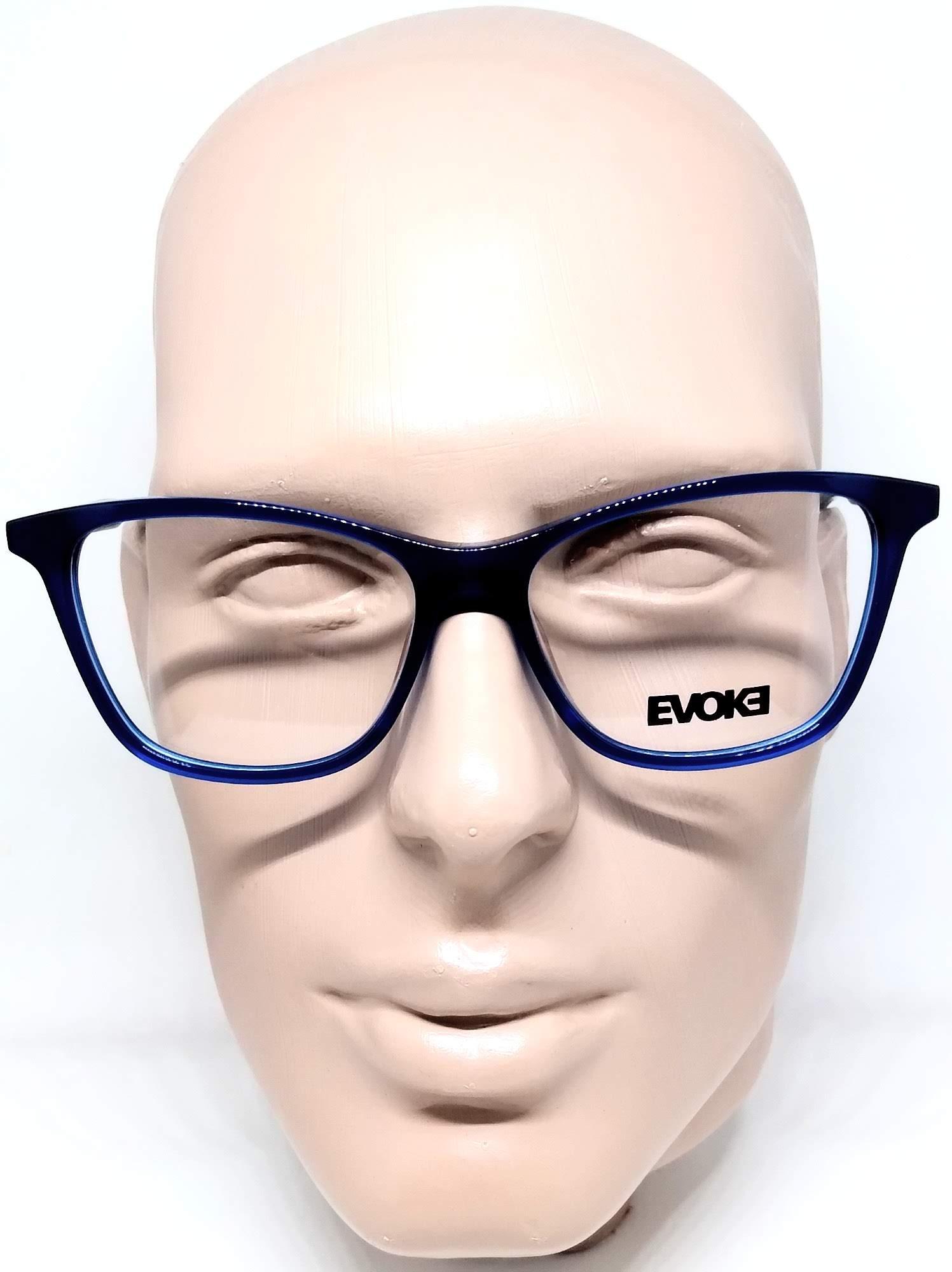 Armação Feminina Óculos De Grau Evoke For You DX17