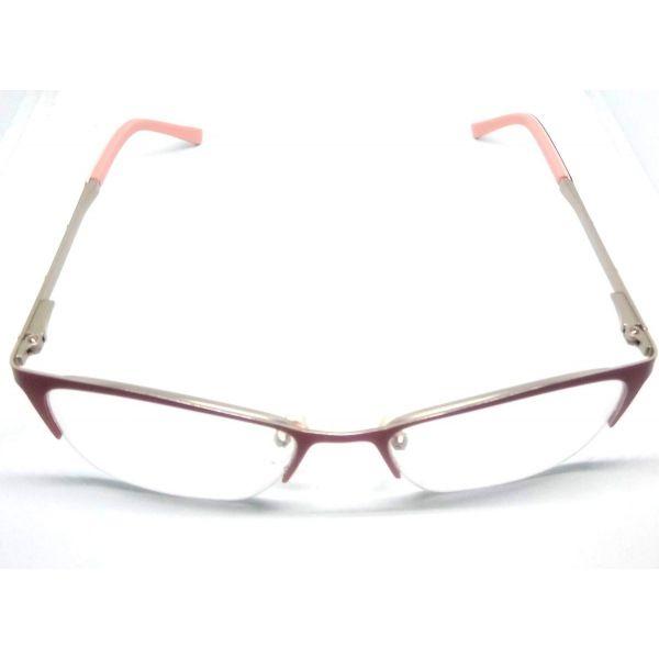 Armação Feminina Óculos De Grau Feminino Rosa Delicado Lova Rosa