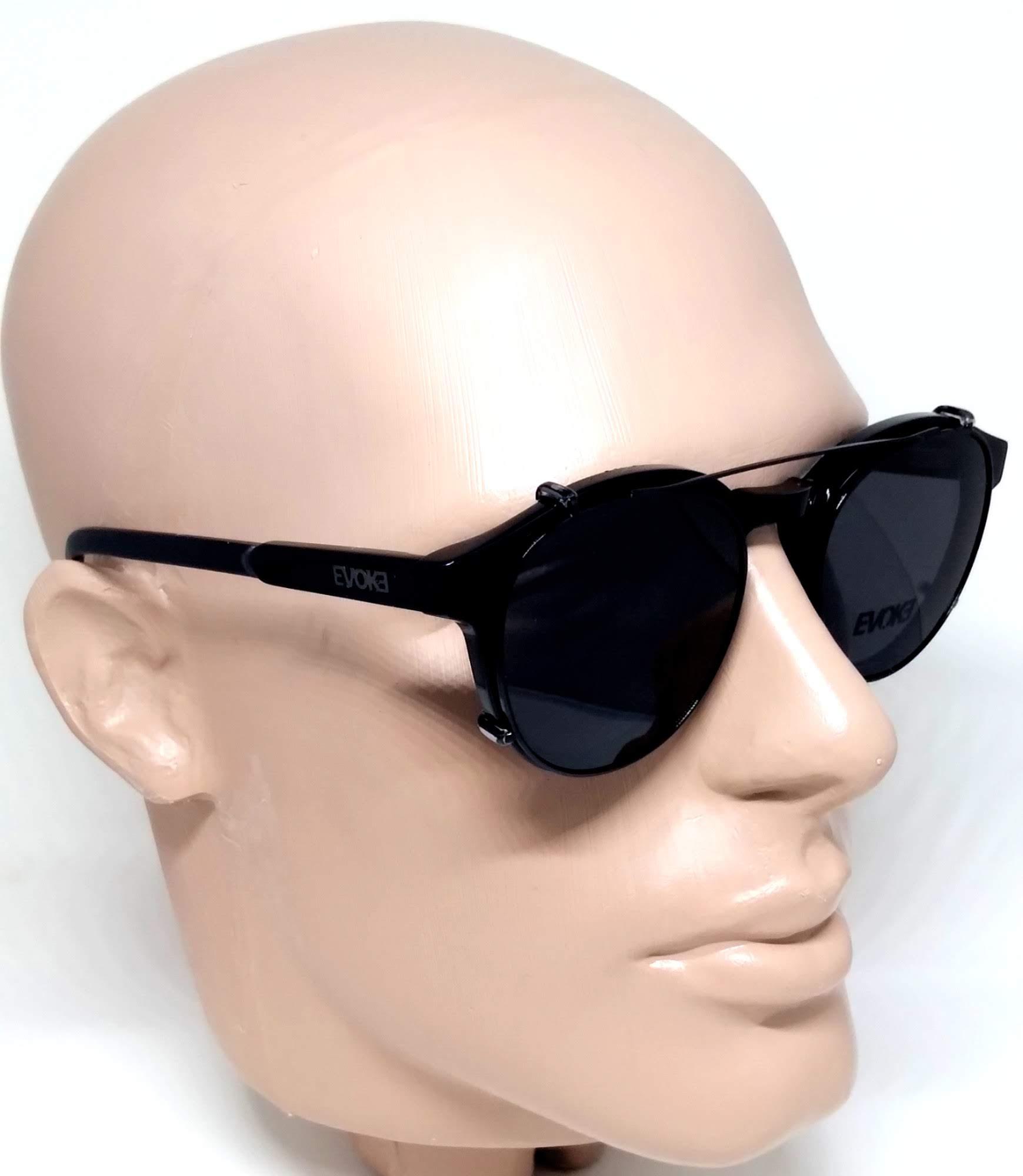 Óculos de grau Armação Evoke CLIP ON RETRO A01 51-22