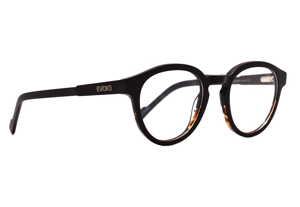 Óculos de grau Armação Evoke CLIP ON RETRO H01 51-22