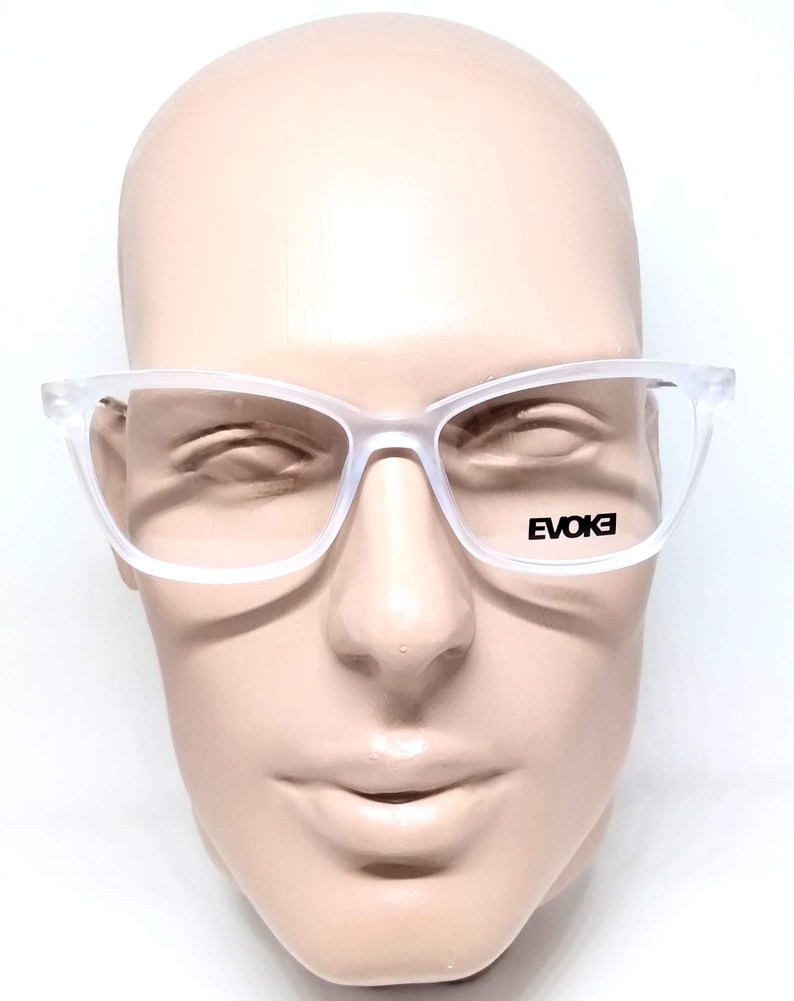 Óculos de Grau Armação Evoke For You DX79 T01 Branco Rose