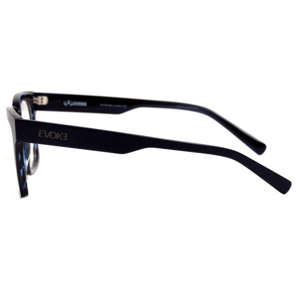 Óculos de Grau Armação Evoke Uprise III Azul Marinho H01
