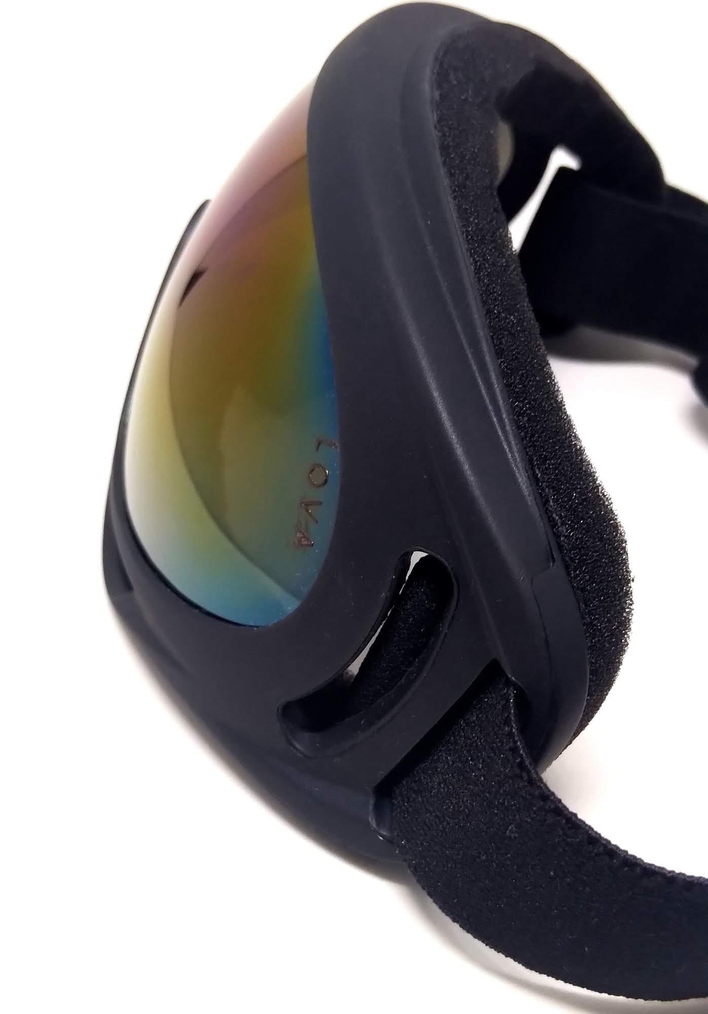 Óculos de Sol Ciclismo Ciclista MTB Bike Airsoft UV400 Lova