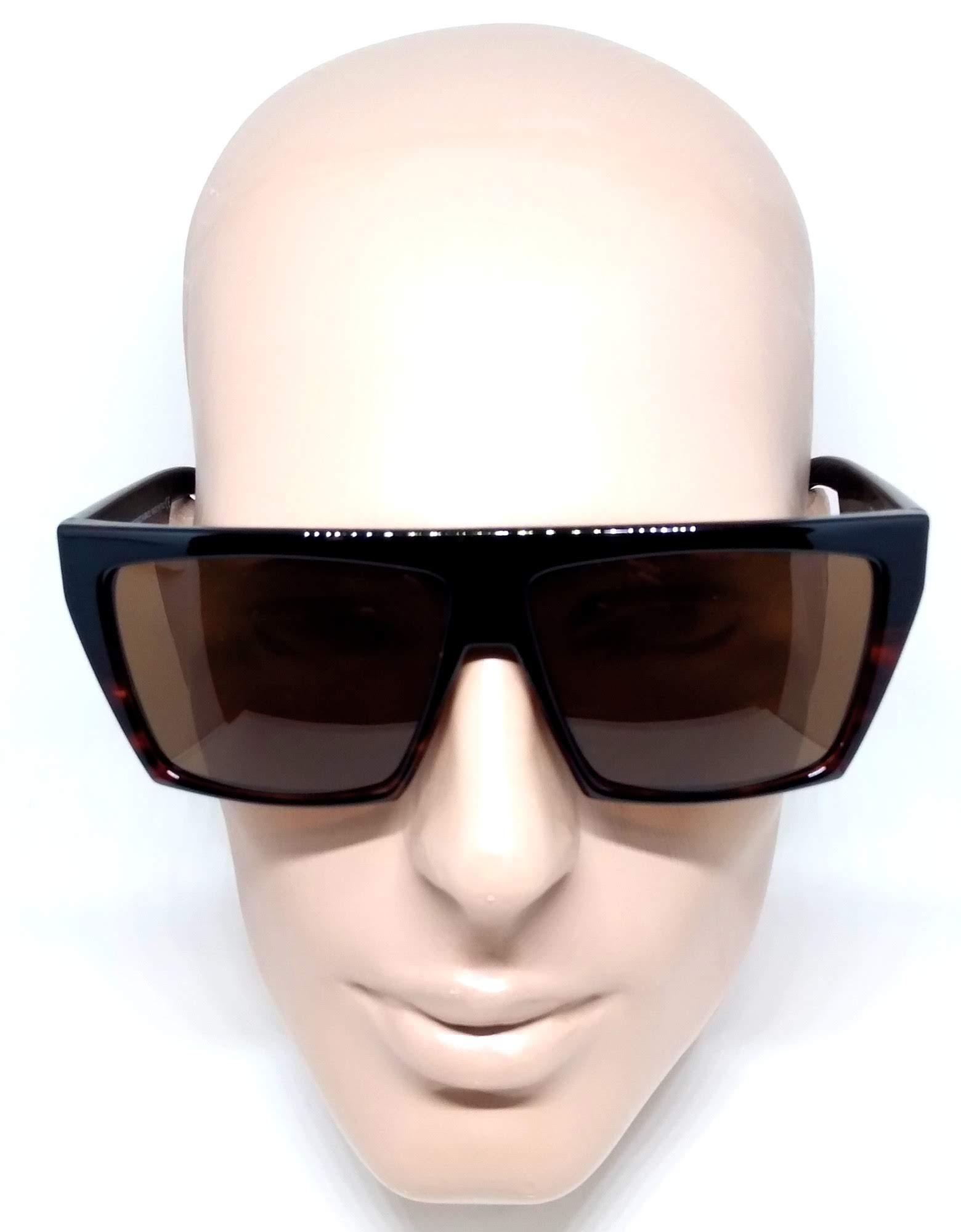 Óculos de Sol Evoke EVK15 NG21G Preto Demi Turtle