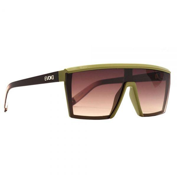 Óculos de Sol Evoke Futurah Unico Verde e01