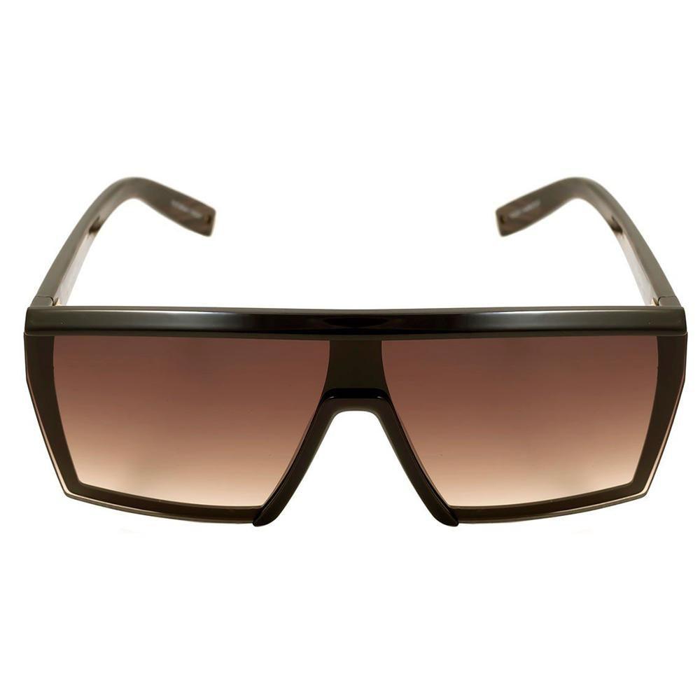 Óculos de sol Evoke Futurah Unico Wood WD01 Preto
