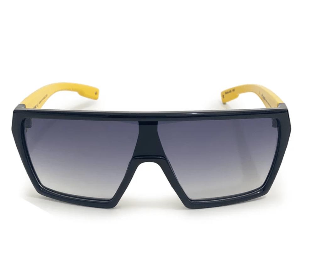Óculos de Sol Evoke Masculino Bionic Alfa a06 Amarelo Preto