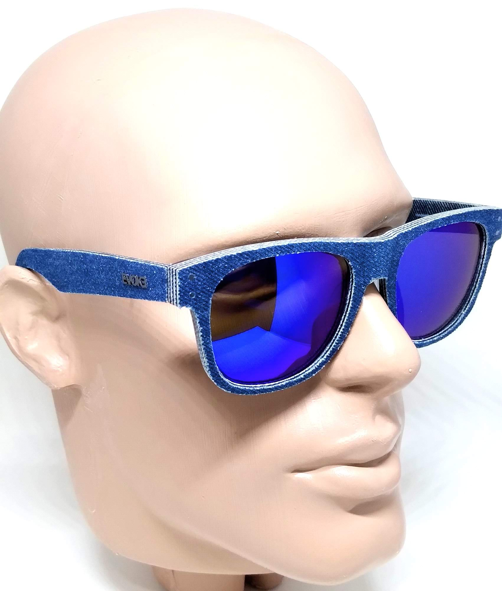 Óculos de Sol Evoke On The Rocks X Denim D01