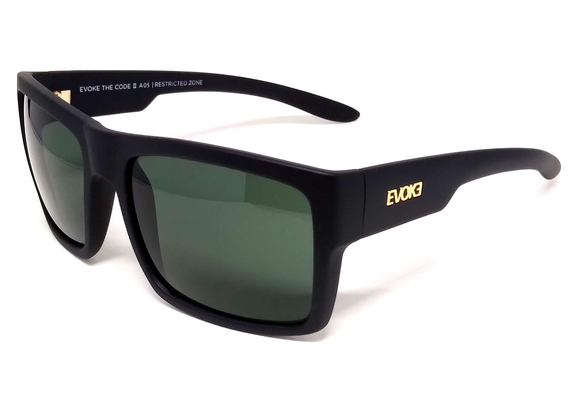Óculos de Sol Evoke The Code II A05 Preto G15