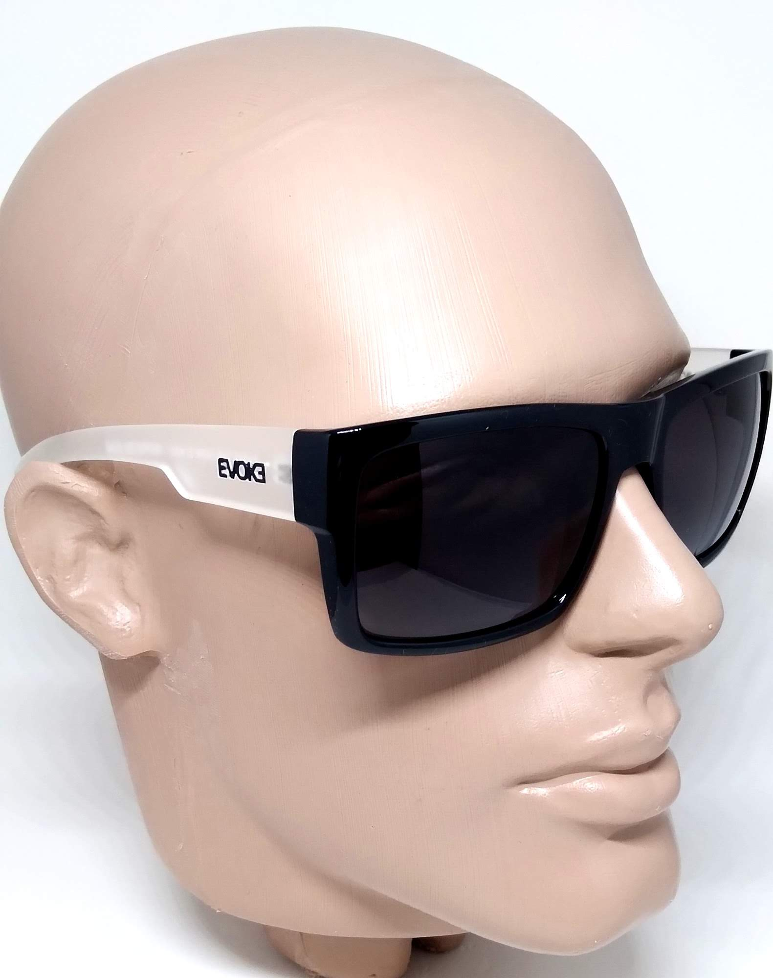 Óculos De Sol Evoke The Code II Transparente