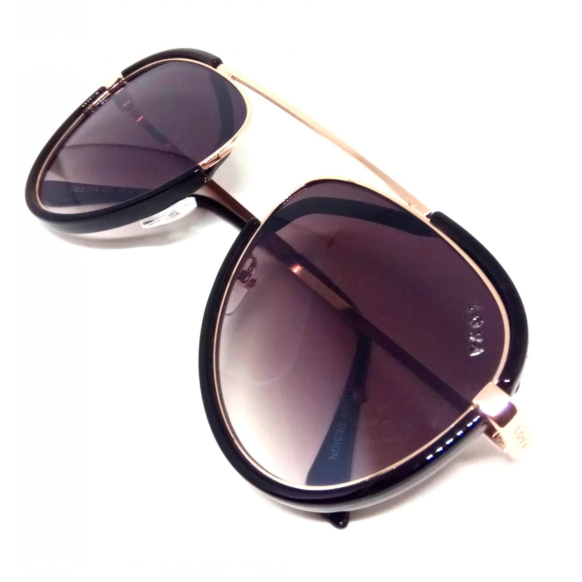 Óculos de Sol Feminino Black Rose Lova