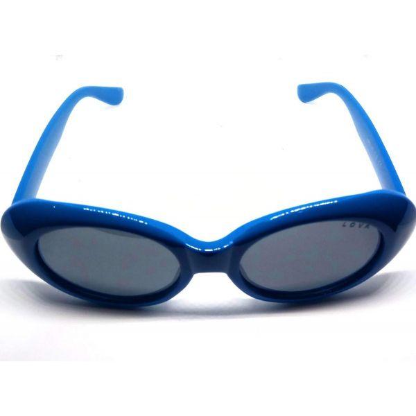 Óculos De Sol Feminino Madam Lova Azul