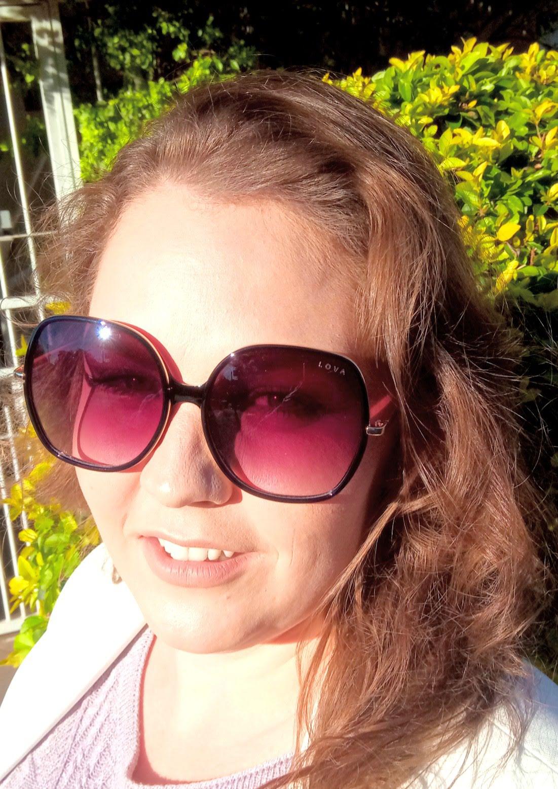 Óculos De Sol Feminino Poderosa Lova Coleção 2021