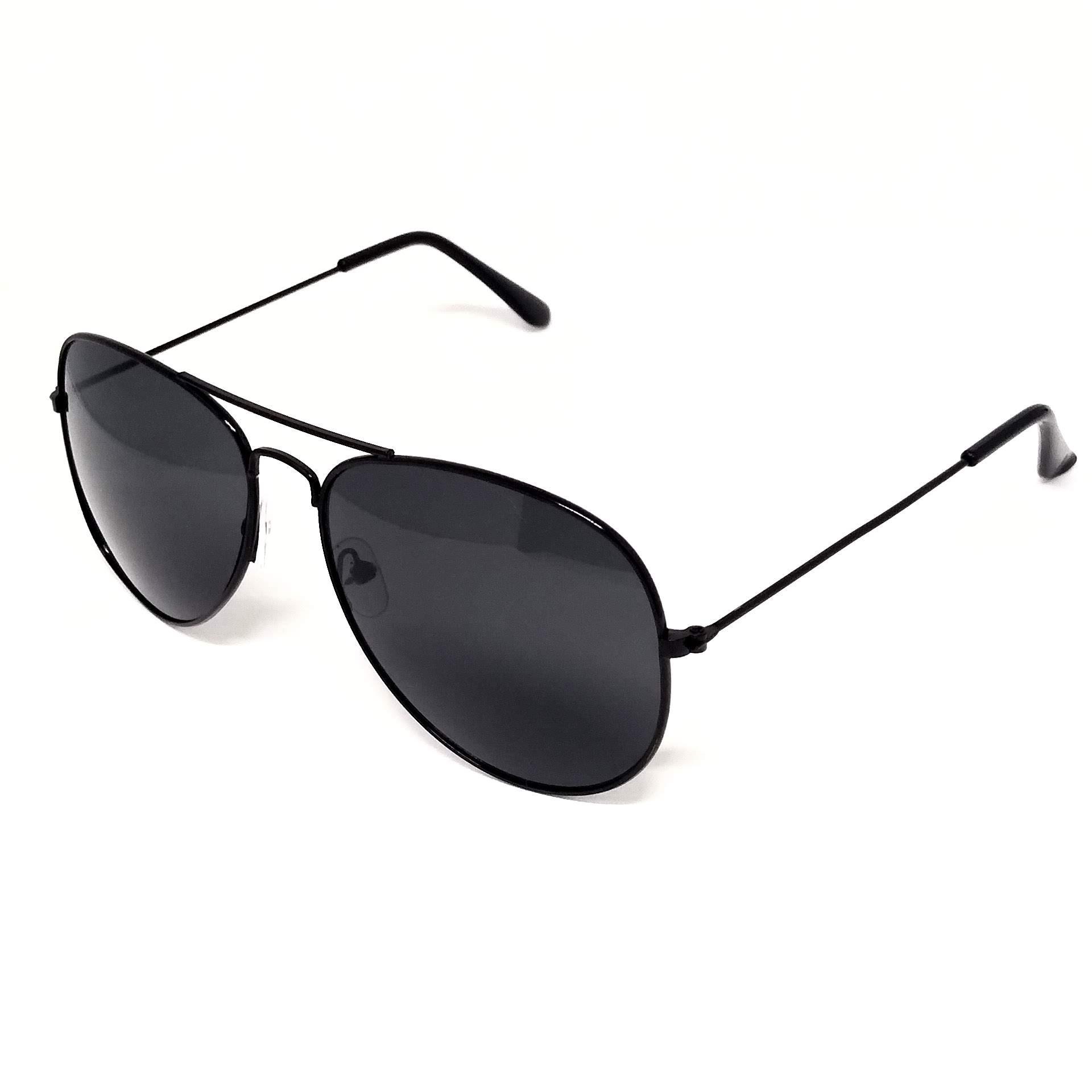 Óculos De Sol Masculino Aviador Clássico Lova Preto
