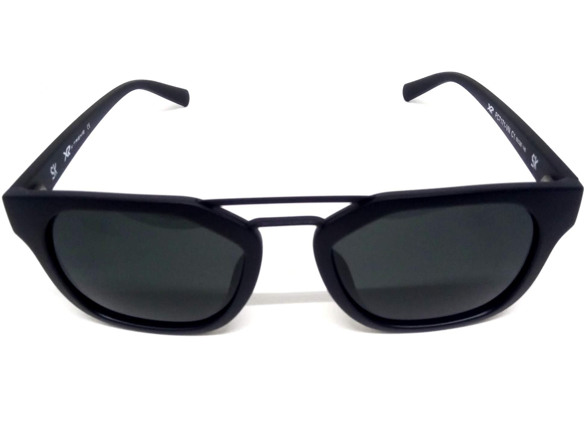 Óculos De Sol Masculino Preto Xtreme Sk Polarizadas Preto
